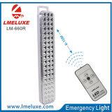 luz Emergency de 60PCS 3528 LED con teledirigido