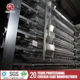 Stahlmaschendraht Brids Batterie-Huhn-Schicht-Rahmen für Verkauf in Jordanien