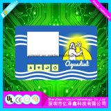 Mayorista de la marca de fabricante personalizado logo impreso Troqueladas etiquetas de papel adhesivo