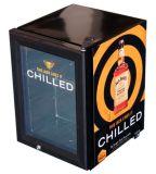 ライトボックス(JGA-SC21)のない小型カウンタートップの飲料のショーケースかビールクーラー