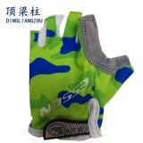 De comfortabele Handschoenen van de Sport van de Fiets met Halve Vinger