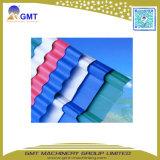 Extrudeuse en plastique de tuile de feuille de toit d'onde de PVC faisant la machine