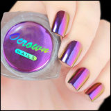Ultrachrome Khameleon Farben-Änderungs-Nagel Cameleon Spiegel-Pigment-Puder