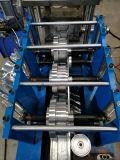 Marco de la puerta de acero de la máquina formadora de rollo