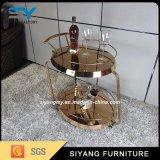 多目的のためのステンレス鋼の車輪のトロリー