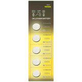 батарея клетки кнопки лития Mercury 3V свободно с BSCI для обтекателя втулки непоседы (CR1620)