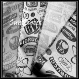 Полиэстер 210t из тафты ткань с логотипом передачи печати /полиэфирная ткань для внутренней панели боковины