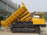 Китайская высокотехнологичная резиновый тележка Dumper следа