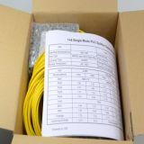 Divisor de fibra óptica del PLC de 1 x 8 ABS para la red