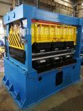 Machine van de Plaat van het Blad van de Rol van het metaal de Dwars Scherpe en Nivellerende Machine