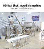 Grande machine à emballer de sac d'approvisionnement, pondération de cartel, faisant le sac, alimenter, l'impression et transporter, machine à emballer automatique