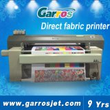 Garros Ajet-1604P impresora de tejido de la correa de gran formato de 4 cabezales de impresión para la venta máquina de impresión