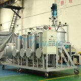 Máquina do tratamento do petróleo da pirólise do pneu do tipo de Yuneng