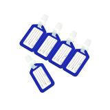 Acessórios do curso do saco das etiquetas da mala de viagem dos Tag da bagagem