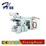 Тип печатная машина Ci спутника бумажного центрального барабанчика салфетки быстрый Flexo