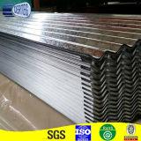 Гальванизированный сталью Corrugated лист крыши