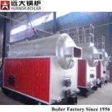 10 Tph 10 Ton 10 Stoomketel van de Rooster van de Druk 1.25MPa 1.6MPa van T H 1.0MPa de Bewegende Met kolen gestookte Voor Rijstfabrikant