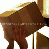 Paper, Paperboard, Carton의 Packagings를 위한 섬유 Laid 면직물 Reinforcements