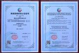 Водоустойчивый кисловочный Sealant силикона для большого стекла (YBL-380-03)
