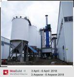 A linha de produção de pó de gesso Sloution melhor fabricante de materiais de construção