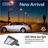уличный свет цвета 100W IP65 серый с светлым датчиком