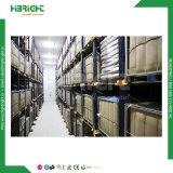 Fabricante de la unidad en la estantería para almacenamiento de almacén