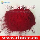 Colorante per plastica (colore rosso 122 del pigmento)