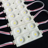 el Alto-Brillo SMD2835 de 0.72W 2 LED impermeabiliza el módulo del LED para las insignias publicitarias ligeras de las muestras del LED/la señalización electrónica