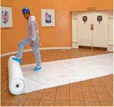 Het beste Textiel Witte Kleverige Vilt van de Beschermer van de Vloer Alibaba