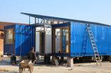 高品質のプレハブモジュラー輸送箱の家