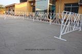 Загородка барьера управлением толпы
