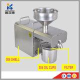 가정 Ues 소형 304 스테인리스 땅콩 기름 압박 기계