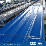 Листы толя цвета Corrugated стальные для стальных зданий