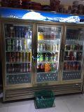 مترف 2 أبواب أو 3 أبواب عرض مبرّد لأنّ شراب في مغازة كبرى ([سكلغ4-1000فز/سكلغ4-1500فز])