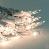 UL 2 년 보장을%s 가진 열거된 크리스마스 훈장 끈 빛