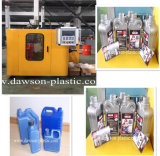 машина дуновения качества масла смазки 5L HDPE/PE автоматическая отливая в форму
