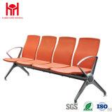 Moderne Wartegroßhandelsstühle PU-4-Seater von der Guangdong-Fabrik