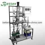 De korte Distillatie van de Weg met het Verwarmingssysteem van de Vacuümpomp