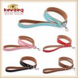 고품질 실제적인 가죽 애완 동물 가죽끈 고리 또는 지도 또는 개 가죽끈 (KC0033)