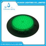 3000lm IP68 수지에 의하여 채워지는 잘 고정된 LED 수영장 수중 빛