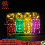 Luz al aire libre de la decoración del LED para el festival de resorte