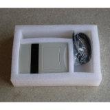 Lector de tarjetas de etiqueta de la frecuencia ultraelevada RFID de la mesa del modo del trabajo Auto-Que se ejecuta