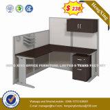 Tableau simple de petite taille de bureau avec 2 tiroirs (HX-NPT050)