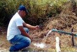 Bomba de aumento de presión solar, alta calidad de la bomba bomba de agua solar de la irrigación de 1 pulgada, bomba de agua superficial
