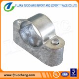 Formbares Eisen-Abstands-Sattel 25mm für Stahlrohr