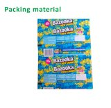 Divers styles stratifiés sac d'emballage et le film pour les emballages alimentaires