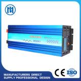 A DC AC 1000W 2000W 3000W 4000W 5000W 6000W Inversor de onda senoidal pura 24V