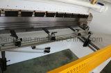 Máquina de dobra hidráulica da folha de metal do CNC, máquina do freio da imprensa