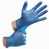Одноразовые перчатки работы из ПВХ