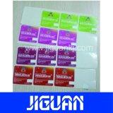 Escrituras de la etiqueta farmacéuticas del frasco del laser de la mejor calidad 10ml